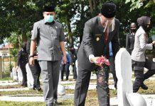 Upacara Hari Pahlawan Ke 75 Berlangsung Khidmat Di Payakumbuh